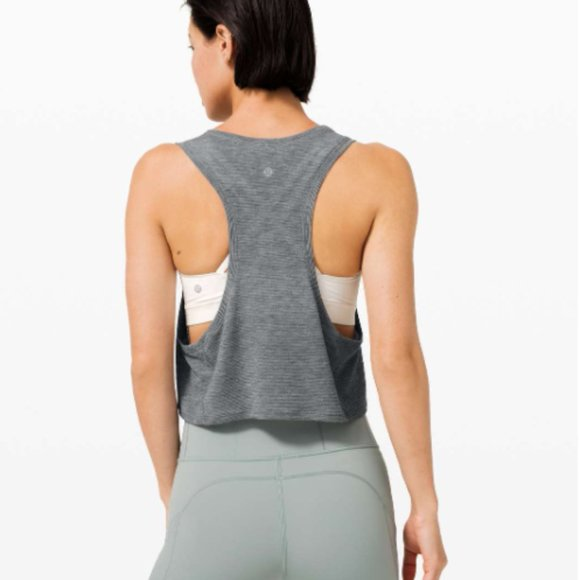 NWT Lululemon Stronger As One Muscle Tank